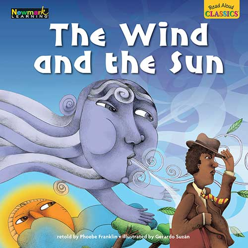 THE WIND AND THE SUN READ ALOUD