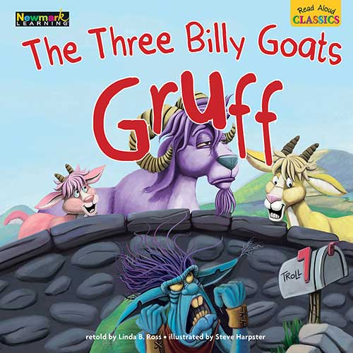 THE THREE BILLY GOATS GRUFF READ