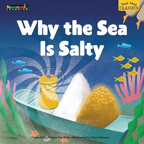 WHY THE SEA IS SALTY READ ALOUD