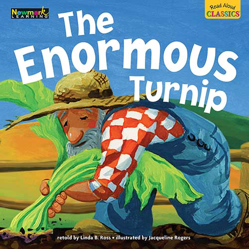 THE ENORMOUS TURNIP READ ALOUD