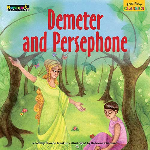 DEMETER AND PERSEPHONE READ ALOUD