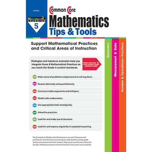 GR 5 COMMON CORE MATHEMATICS TIPS &