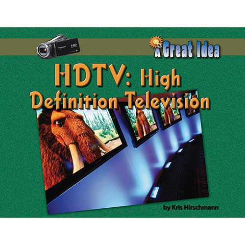A GREAT IDEA HDTV HIGH DEFINITION