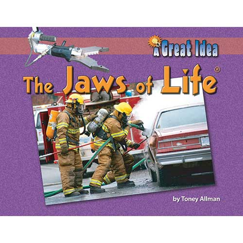 A GREAT IDEA THE JAWS OF LIFE