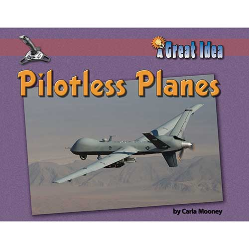 A GREAT IDEA PILOTLESS PLANES