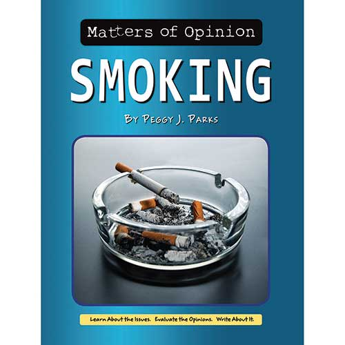 MATTERS OF OPINION SMOKING