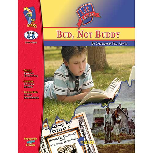 BUD NOT BUDDY LIT LINK GR 4-6