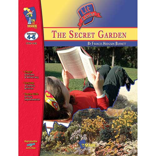 SECRET GARDEN THE LIT LINK GR 4-6