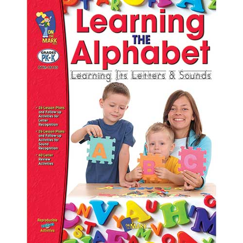 LEARNING THE ALPHABET GR PK-K