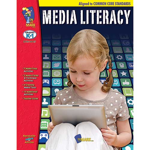 MEDIA LITERACY - COMMON CORE GR K-1