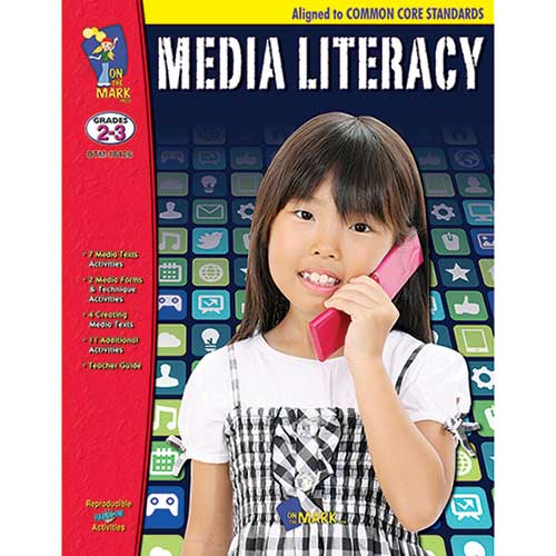 MEDIA LITERACY - COMMON CORE GR 2-3