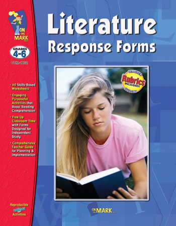 LITERATURE RESPONSE FORMS GR 4-6