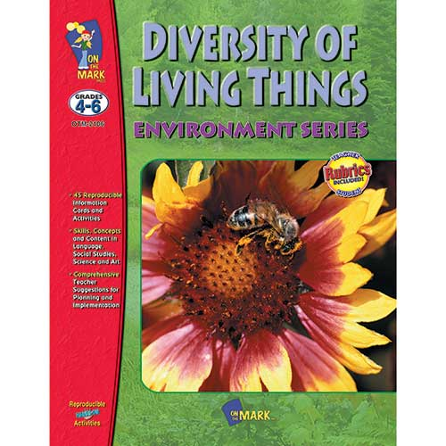 DIVERSITY OF LIVING THINGS GR 4-6