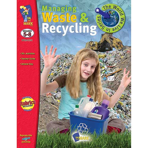MANAGING WASTE & RECYCLING GR 5-8