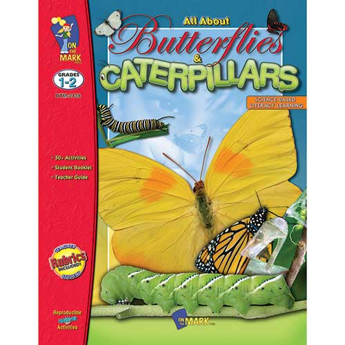ALL ABOUT BUTTERFLIES CATERPILLARS