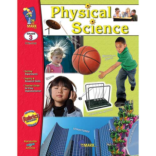 PHYSICAL SCIENCE GR 3