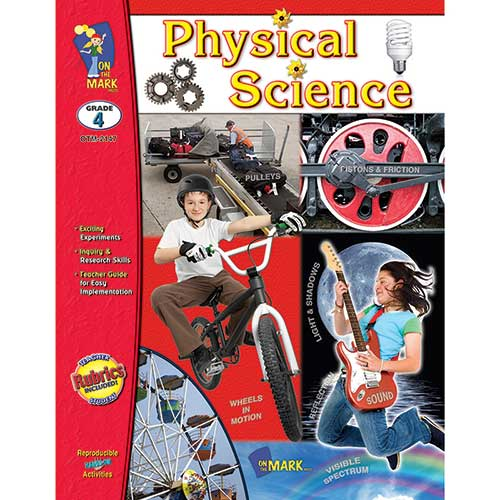 PHYSICAL SCIENCE GR 4