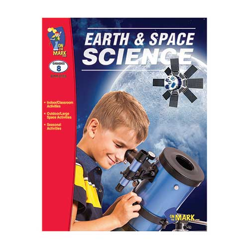 EARTH & SPACE SCIENCE GR 8