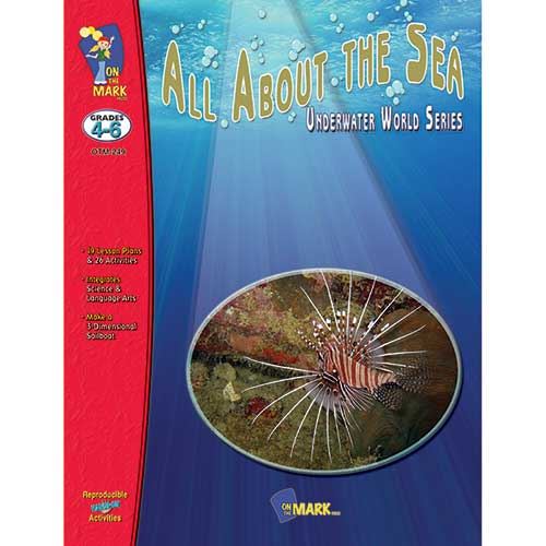 ALL ABOUT THE SEA GR 4-6
