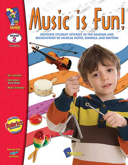MUSIC IS FUN GR 2