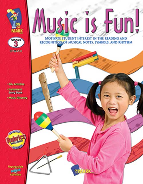 MUSIC IS FUN GR 3