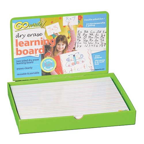 GOWRITE LEARNING BOARD DISPLAY 60