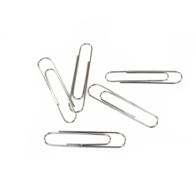 Jumbo Paperclips Box of 100
