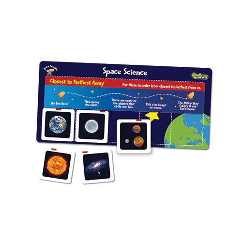 FLIPCHEX SCIENCE SPACE SCIENCE