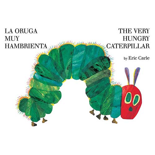THE VERY HUNGRY CATERPILLAR LA