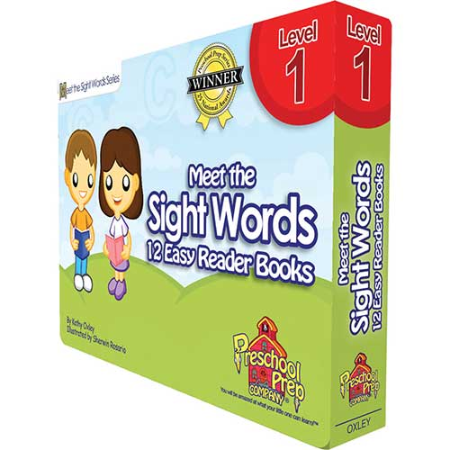 MEET THE SIGHT WORDS LEVEL 1 EASY