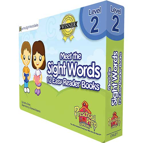 MEET THE SIGHT WORDS LEVEL 2 EASY
