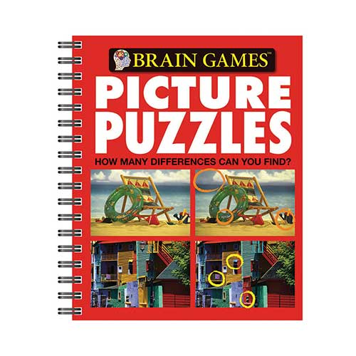 BRAIN GAMES PICTURE PUZZLE 1