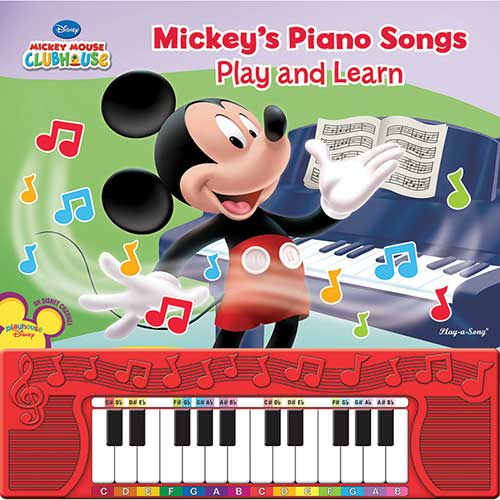 MICKEY MOUSE CLUBHOUSE LEARN TO