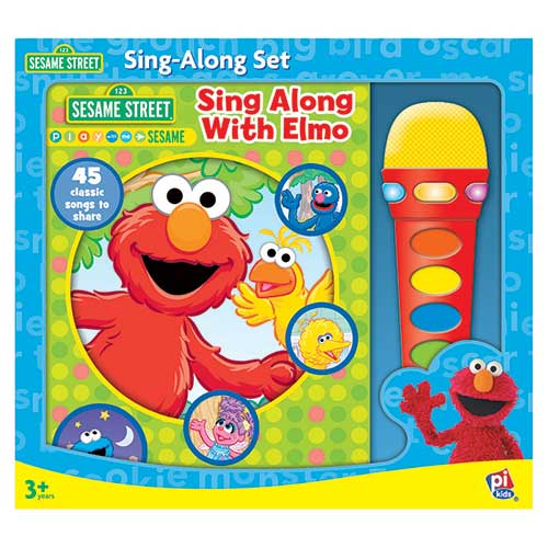 BOOK BOX AND MODULE ELMO