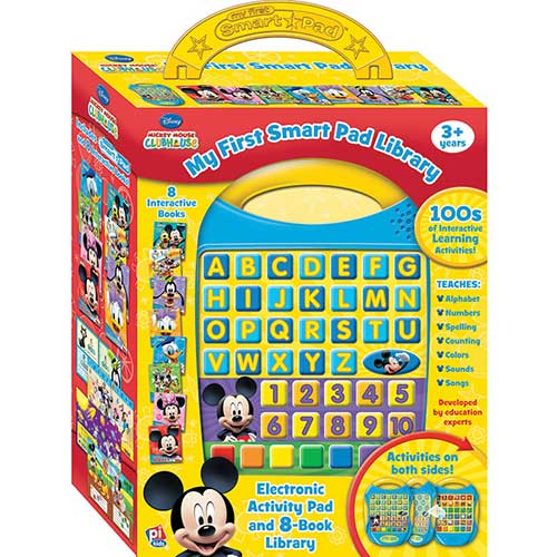 MICKEY MOUSE CLUBHOUSE SMART PAD