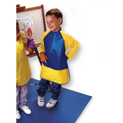 KINDER SMOCKS LONG SLEEVES AGES 6-8