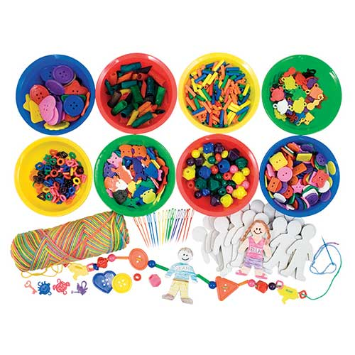 CLASSROOM STRINGABLES KIT