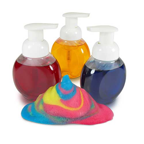 FOAM PAINT BOTTLES