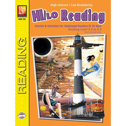 HI/LO READING READING LEVEL 1