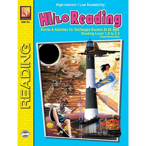 HI/LO READING READING LEVEL 2