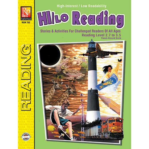 HI/LO READING READING LEVEL 3