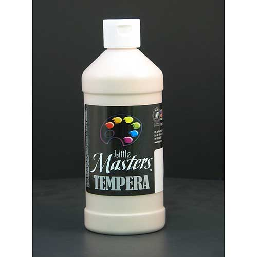 LITTLE MASTERS PEACH 16OZ TEMPERA