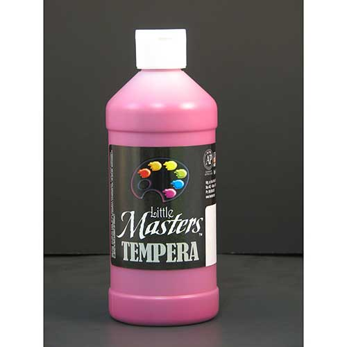 LITTLE MASTERS MAGNETA 16OZ TEMPERA