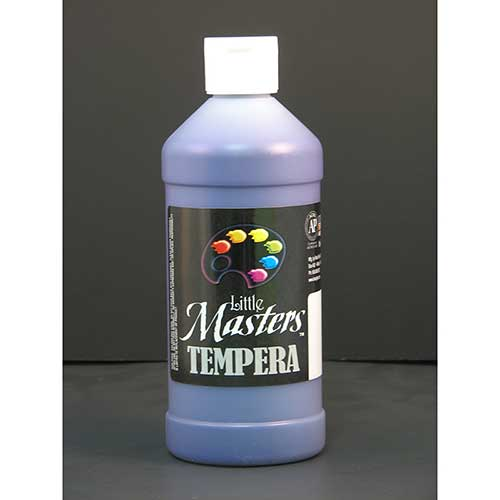 LITTLE MASTERS VIOLET 16OZ TEMPERA