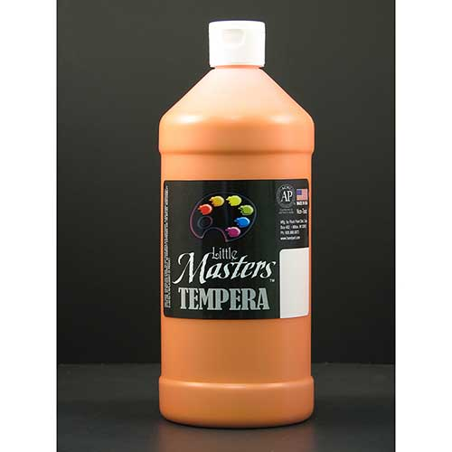 LITTLE MASTERS ORANGE 32OZ TEMPERA