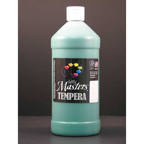 LITTLE MASTERS GREEN 32OZ TEMPERA