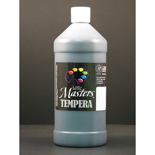 LITTLE MASTERS BLACK 32OZ TEMPERA