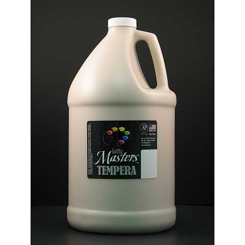LITTLE MASTERS PEACH 128OZ TEMPERA