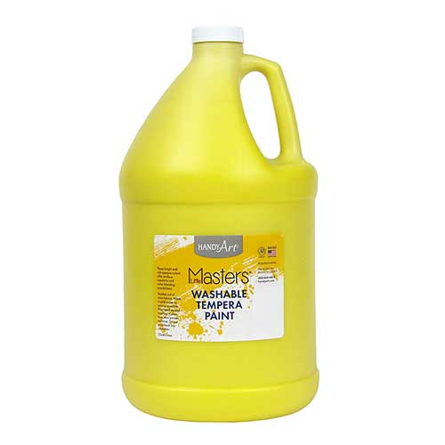 LITTLE MASTERS YELLOW 128OZ