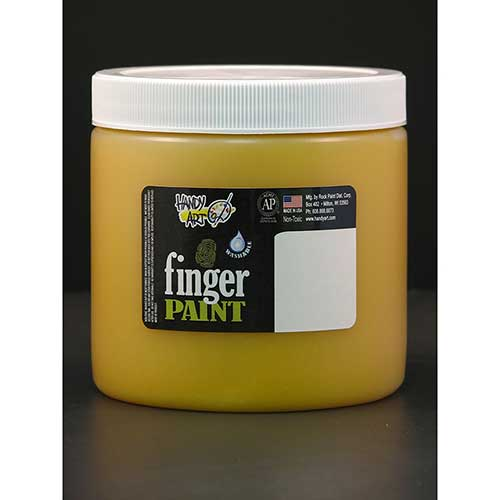HANDY ART YELLOW 16OZ WASHABLE